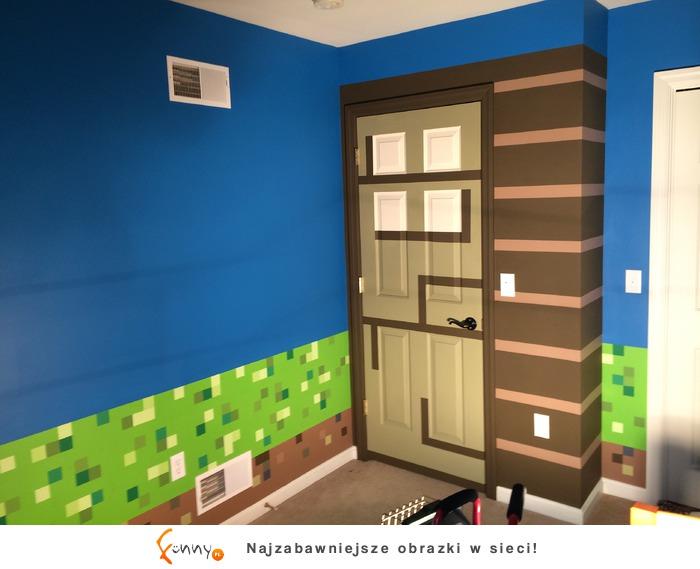 Funny.pl - Matka zaprojektowa swojemu synowi pokój w stylu ...
