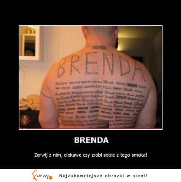 Funnypl Zobacz Jego Tatuaż Najgłupszy Pomysł Na świecie