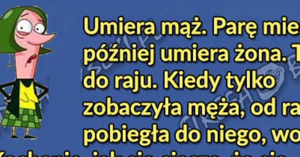 Funny.pl - Małżonkowie spotykają sie po śmierci! Co oni na ... Funny